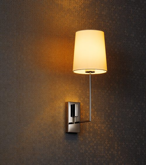 L Round Taper Wall Lamp