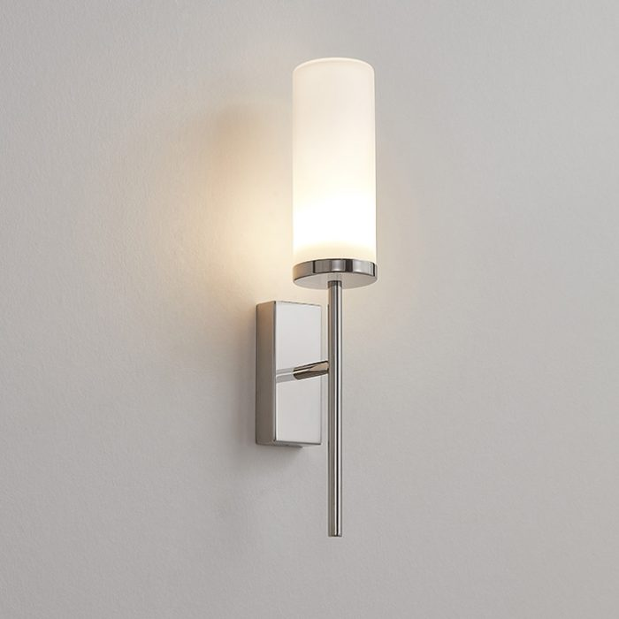 Moore Wall Lamp with Opal Glass