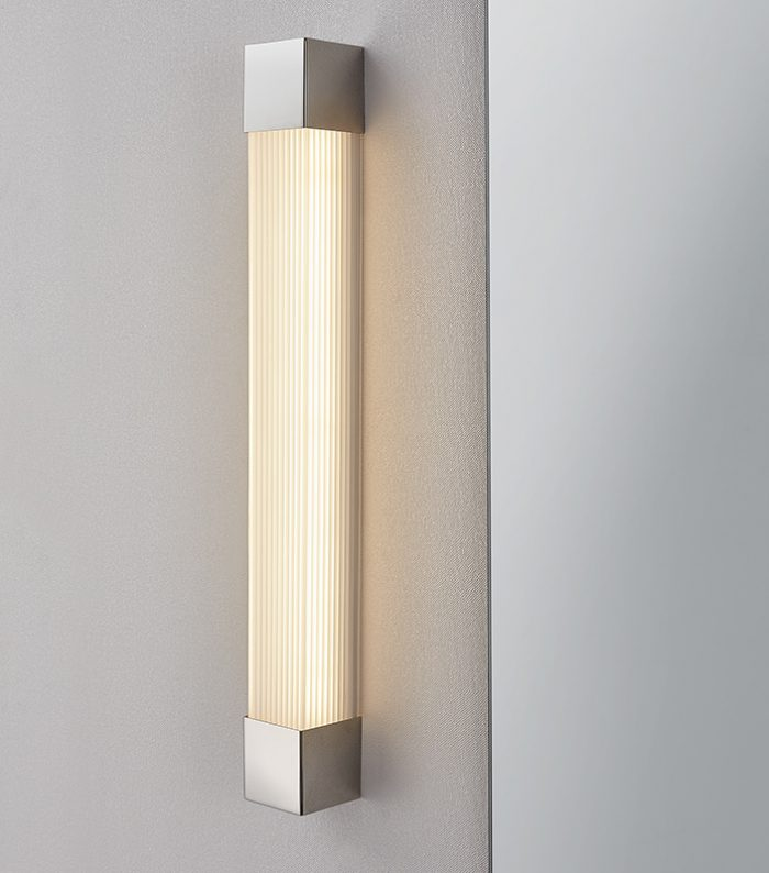 Scroll Square LED 600 Wall Lamp