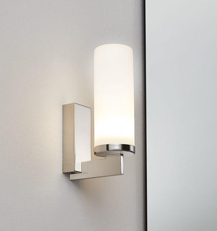 Tango Wall Lamp with Opal Glass