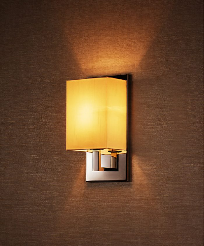 Welcome  Narrow Wall Lamp