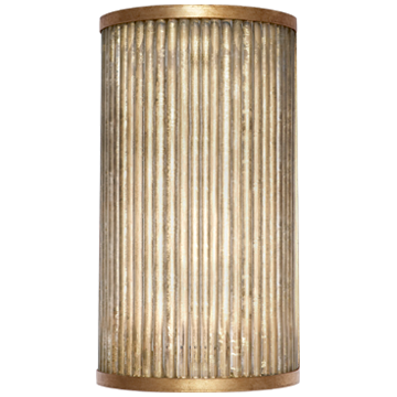 Sophie Sconce in Gilded Iron