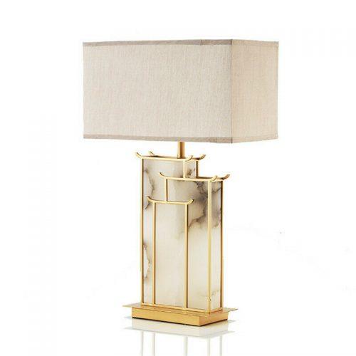 Abidi Table Lamp with Shade