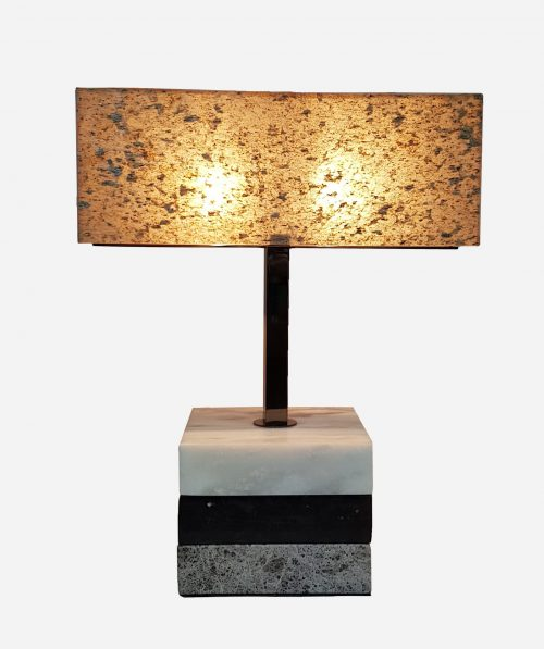 Stoneflake Table Lamp