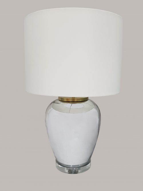 Jasper Table Lamp with Shade