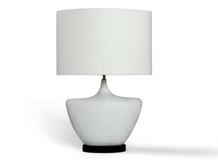 Fingerprints Ceramic Table Lamp
