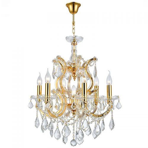 Maria Theresa 7 Light Crystal Chandelier