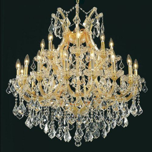 Maria Theresa 25 Light Crystal Chandelier