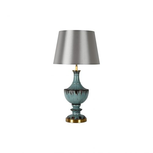 Blue Antique Ceramic Table Lamp
