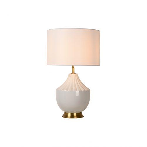 Skirt Ceramic Table Lamp