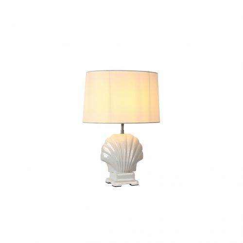 Shell Ceramic Table Lamp