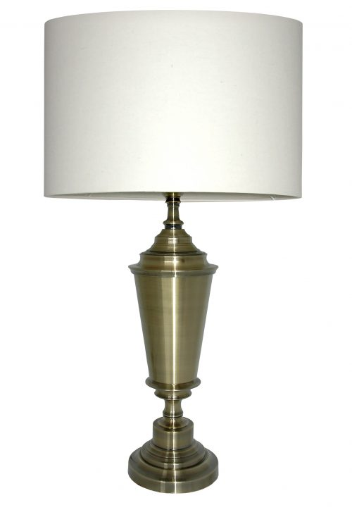 Dynasty Table Lamp with Shade