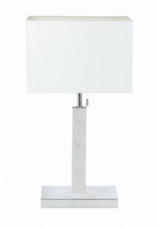 Mindy Table Lamp with Rectangle Shade