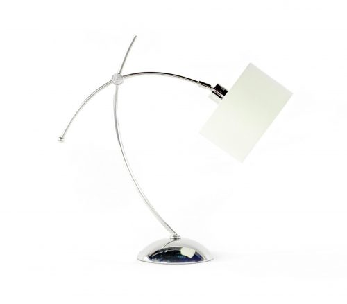Arc Desk Lamp with Shade