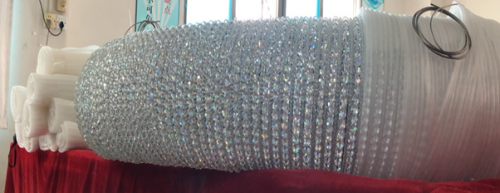 Luxuria 183cm Crystal Chandelier