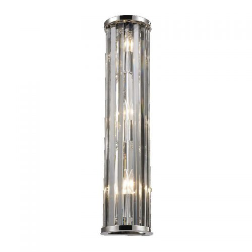 Odeon Short Crystal Wall Sconce