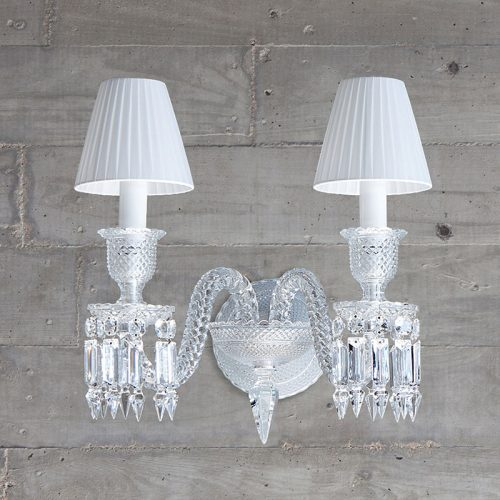 Baccarat Mille Nuits 5 Light Wall Sconce