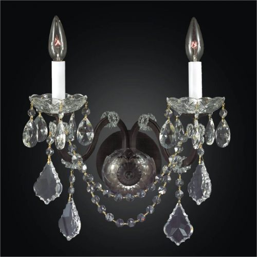 Hannah C 19 Light Chandelier