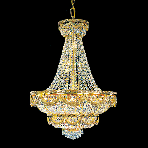 Cassia Small Crystal Chandelier