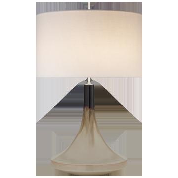 Minola Medium Table Lamp with Linen Shade