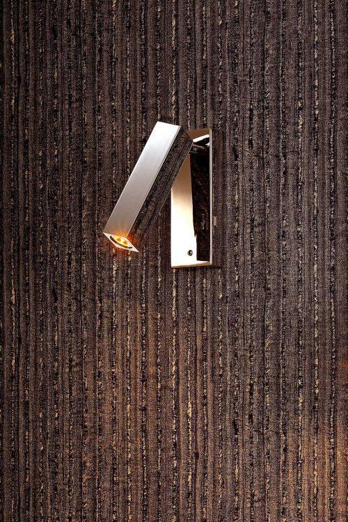 Dida Square LED Wall Lamp + USB