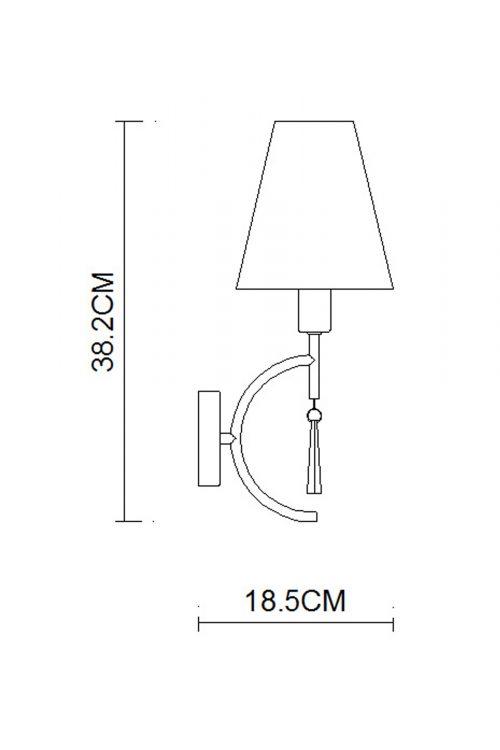 Droplet Wall Lamp