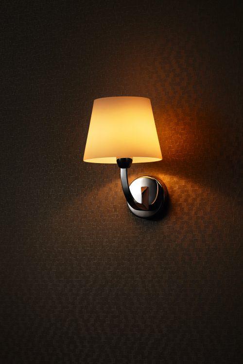 Urban Glass wall lamp
