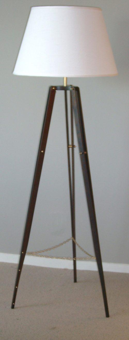 Theodolite Floor Lamp