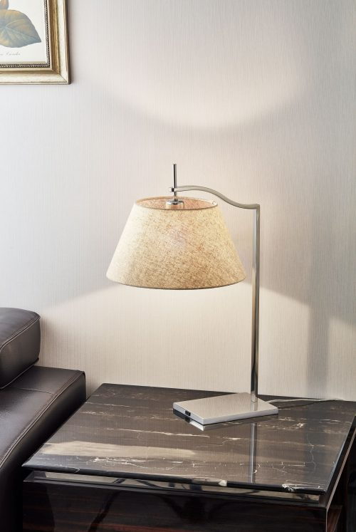 Grace Table Lamp with Shade