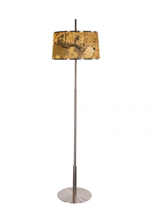 Stonehenge Cone Floor Lamp