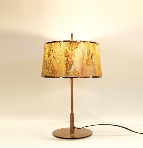Stonehenge Cone Table Lamp