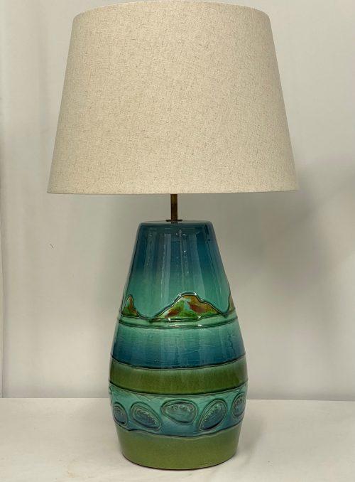 Bead Paua Coast Table Lamp