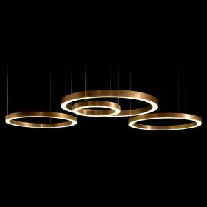 Halo Ring LED Pendant Light